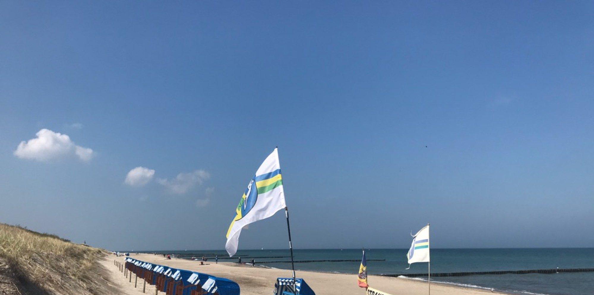 Strandkorbvermietung Tiede